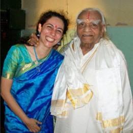 Gulnaaz and Guruji